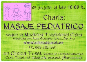 CARTEL CHARLA MASAJE PEDIATRICO final