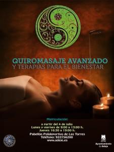 Curso Quiromasaje Avanzado y Terapias para el Bienestar