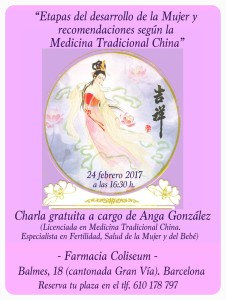 anga gonzález charla medicina tradicional china mujer fertilidad